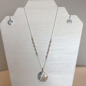 NRT Necklace/Earrings Set